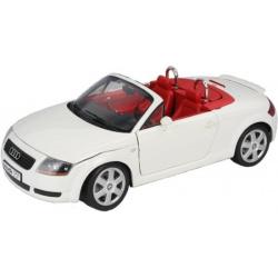 Audi TT Roadster wit