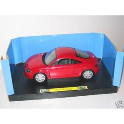 Audi TT Coupe rood