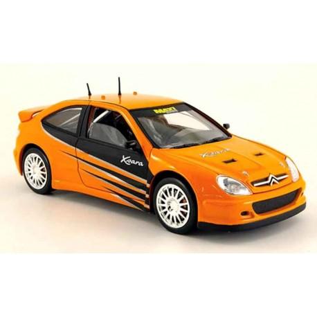 Citroen Xsara tuning orange