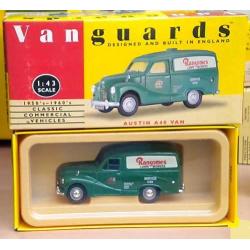Austin A40 Van VA3000 Ransome's Lawnmowers