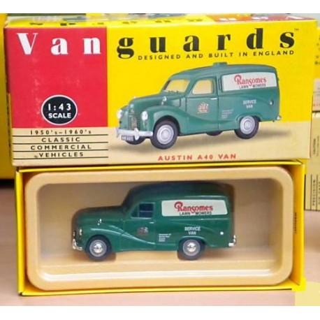 Austin A40 Van Ransome's Lawnmowers