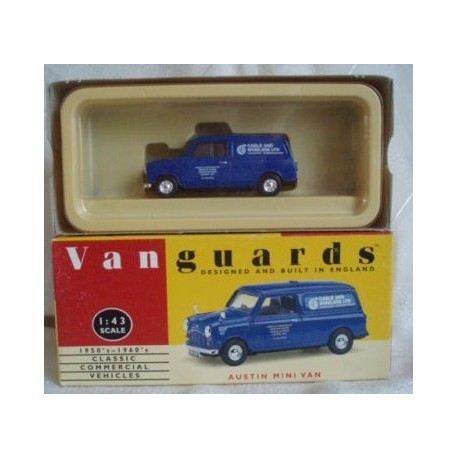 Austin Mini Van Cable & Wireless