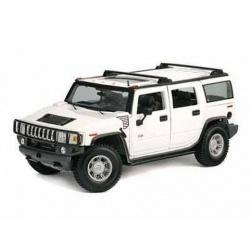 Hummer H2 SUV Wit