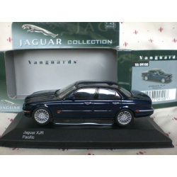 JAGUAR XJR PACIFIC BLUE