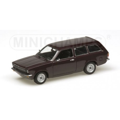 OPEL KADETT C CARAVAN, DARK RED