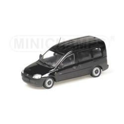 OPEL COMBO TOUR WITH WINDOWS 2002 BLACK