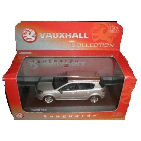 VAUXHALL ASTRA STAR SILVER