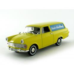 """Opel REKORD P2 CARAVAN 1960 """"Wasche-Schnelldienst""""."""
