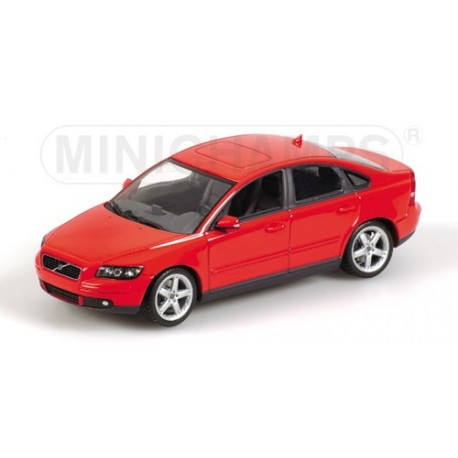 Volvo S40 2003 Red