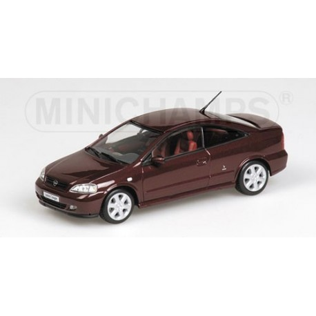 2000 Opel Coupe - Dark Red Metallic