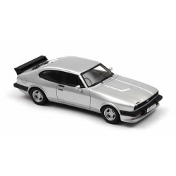 FORD Capri III Turbo Metal Silver 1981