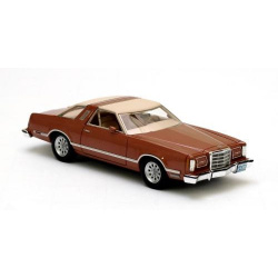 FORD Thunderbird Copper Metallic 1979