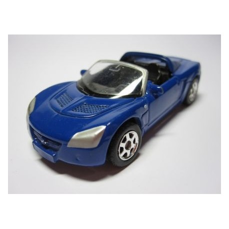 2001 OPEL SPEEDSTER BLUE