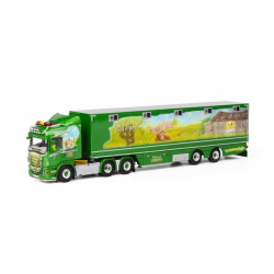 SCANIA R Highline Kasten Oplegger (2 as)