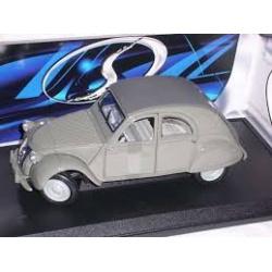Citroën 2CV 1952 Grey fabrikant
