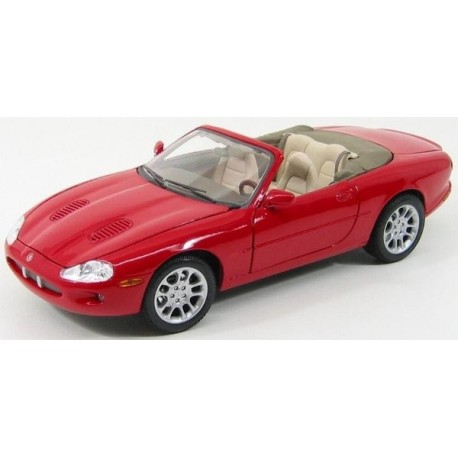 jaguar XKR Spider Open 1998 (rood)