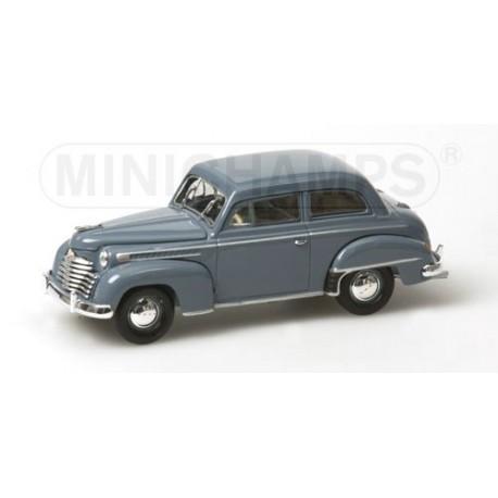 1952 Opel Olympia - Irish Grey