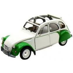 1985 Citroen 2CV Dolly Green/White