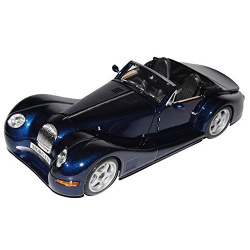 Morgan Aero 8 Roadster Blau