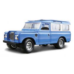 Land Rover - Groen