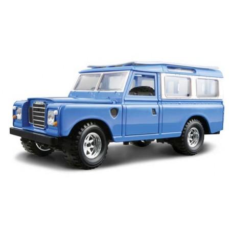 Land Rover - Blauw