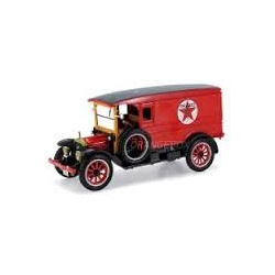 1920 White van Texaco