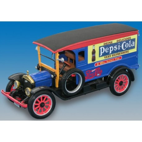 "WHITE Delivery Van ""Pepsi"", 1920"