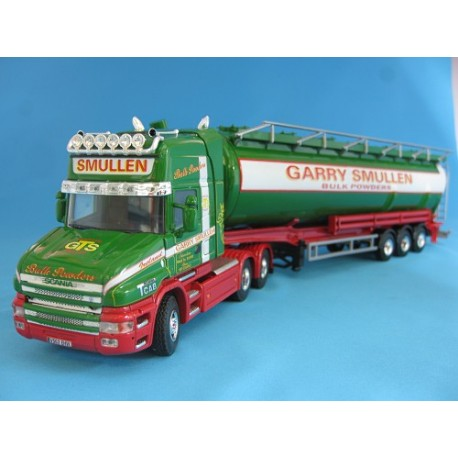 Scania T-Cab Garry Smullen Bulk Powders