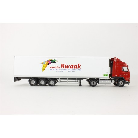 Volvo FH Fridge Trailer - 'Van der Kwaak'