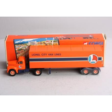 Lionel City Van Lines Mack B Series Semi Truck