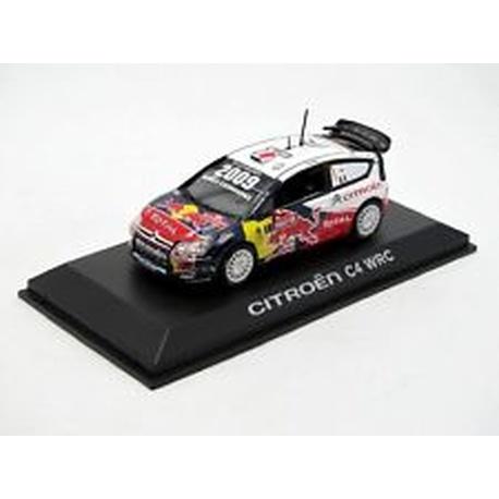 CITROEN C4 WRC - Rallye de Grande Bretagne