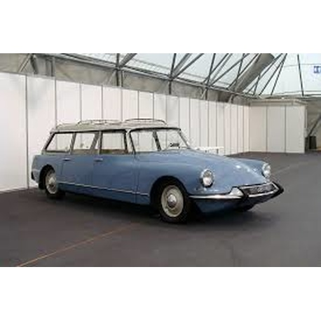 Citroen ID Break 1963