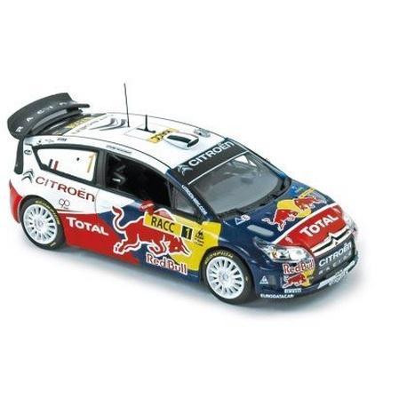 Citroen C4 WRC 2009 Catalunya