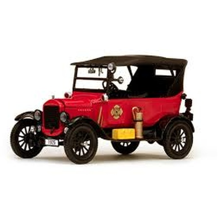 Ford Model T 1925 Capitaine Pompier
