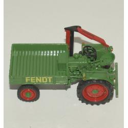 Tractor Fendt Geräteträger
