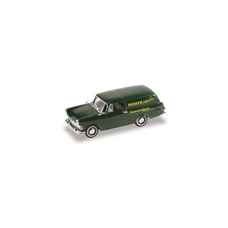 Opel Record P2 Caravan 1960