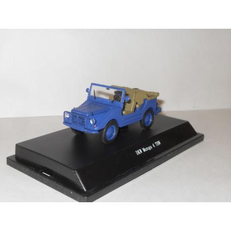DKW Munga THW Cabriolet