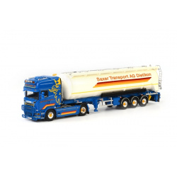 Scania R Streamline Topline Bulk Oplegger (3 as)