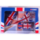 Harrods Union Jack Set