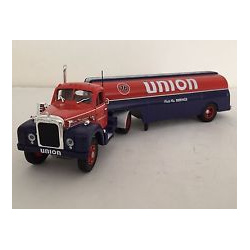 Mack B Series Semi Skirted Tanker - Union 76 MIB