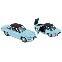 Panhard 24 CT 1964 Tolede Blue & Black