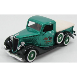 FORD USA - V8 PICK-UP AYE AND THRIFTY TOO 1936