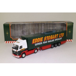 Eddie Stobart Ltd Volvo Curtainside Trailer
