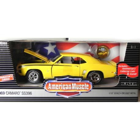 1969 Chevy Camaro SS396