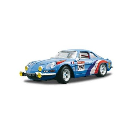 RENAULT - ALPINE A110 1600S N 108 RALLY 1971