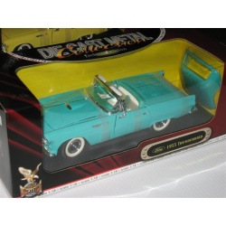 Road Signature / Diecast Metal Collection / Deluxe Edition /Ford 1957 Thunderbird