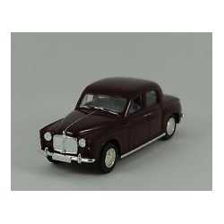 Rover P4 in maroon