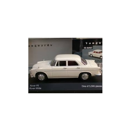 Rover P5 MKII