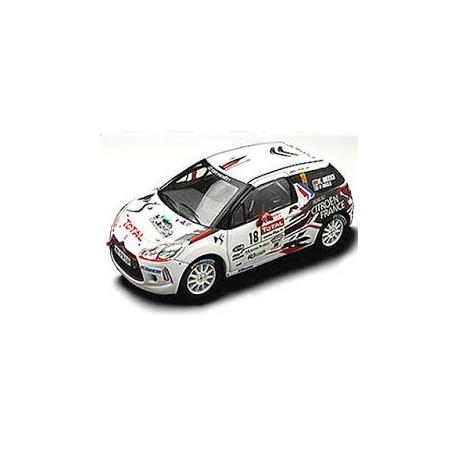 Citroen DS3 WRC (Kris Meeke 2010)