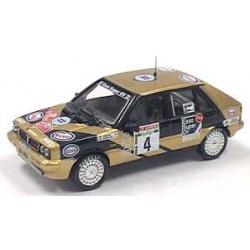 Lancia Delta HF4WD WRC San Remo 1987